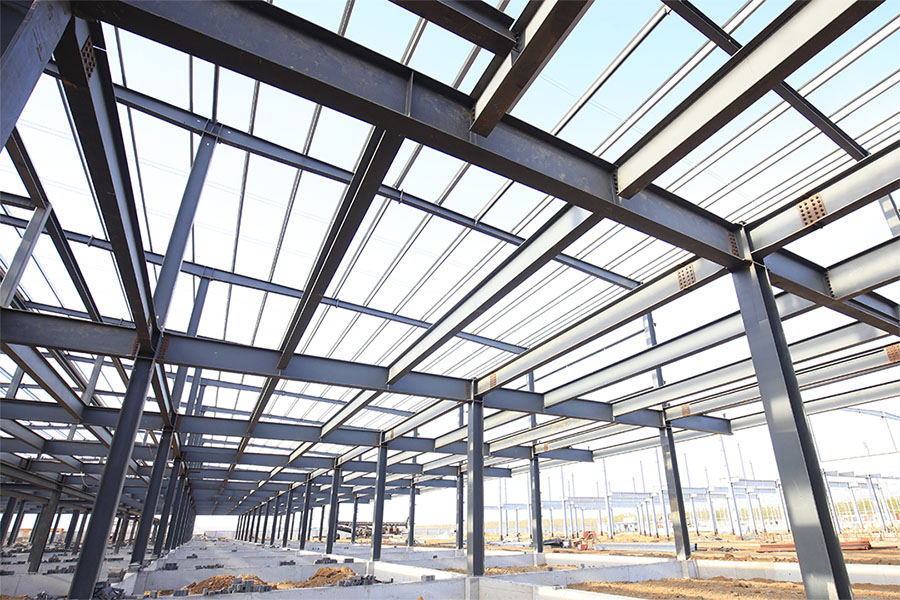 Production Of Steel Structures