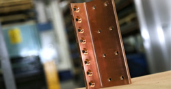 Busbars and insulation