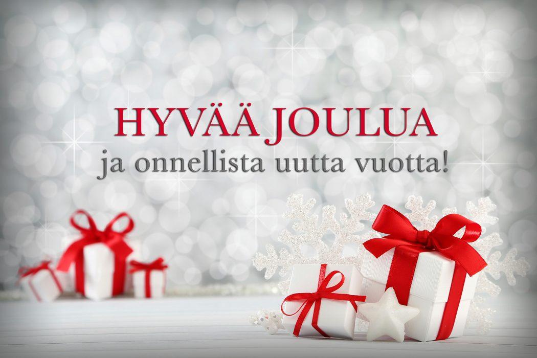 SOP-Metal toivottaa rauhaisaa joulunaikaa ja menestystä vuodelle 2018!