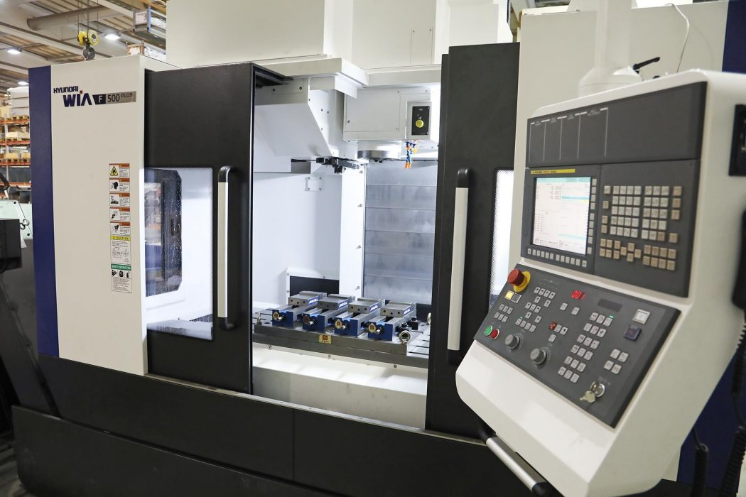 Our Machining Services Just Expanded! – Brand-New Vertical Machining Center Installed and Ready for Work