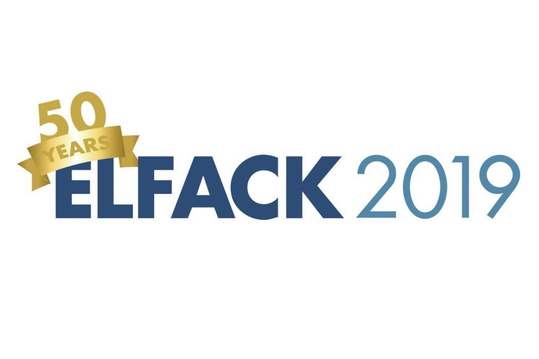 Meet Us at ELFACK 2019 Trade Fair in Gothenburg!