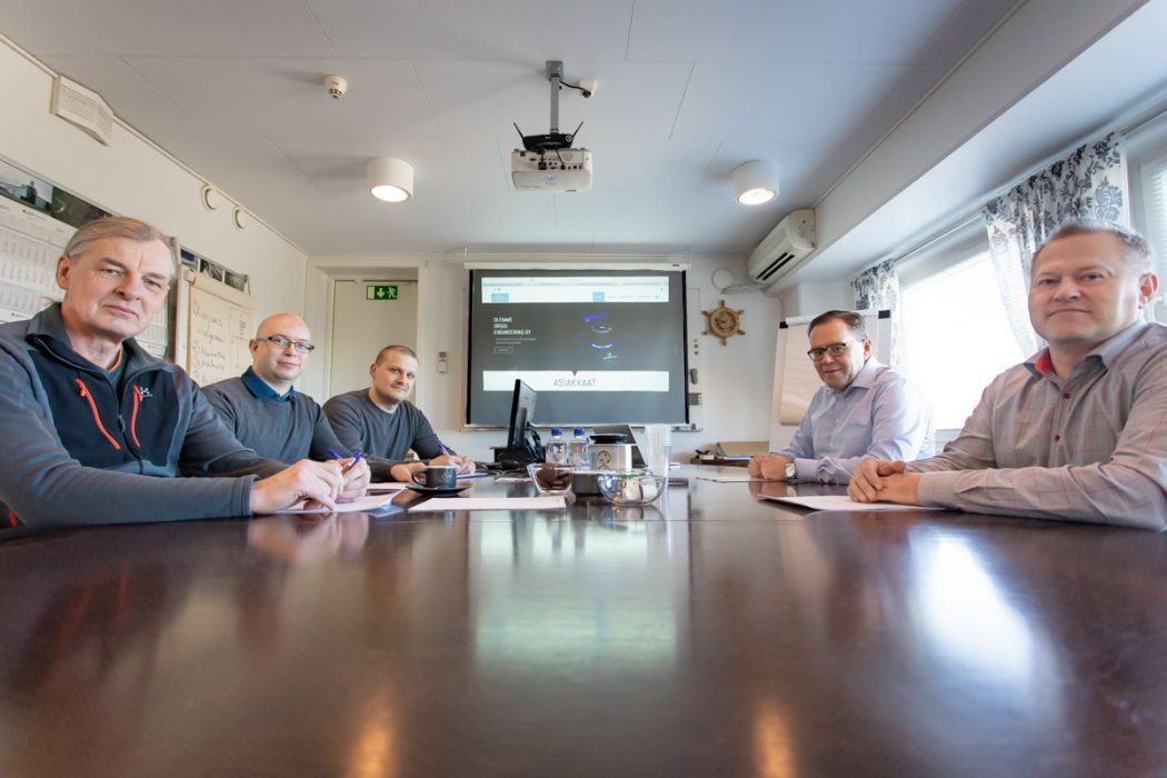 SOP-Metal Oy has acquired the share in the Finnish company Origo Engineering Oy