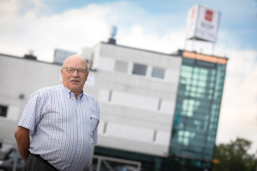 SOP-Metal Oy:n perustaja Sakari Särkiniemi täyttää 70 vuotta!